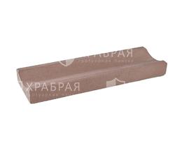 Водосток 500х160х50 коричневый