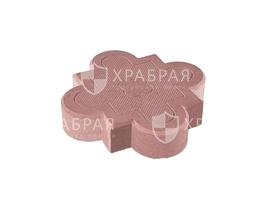 Клевер краковский_220х220х45 красный.jpg